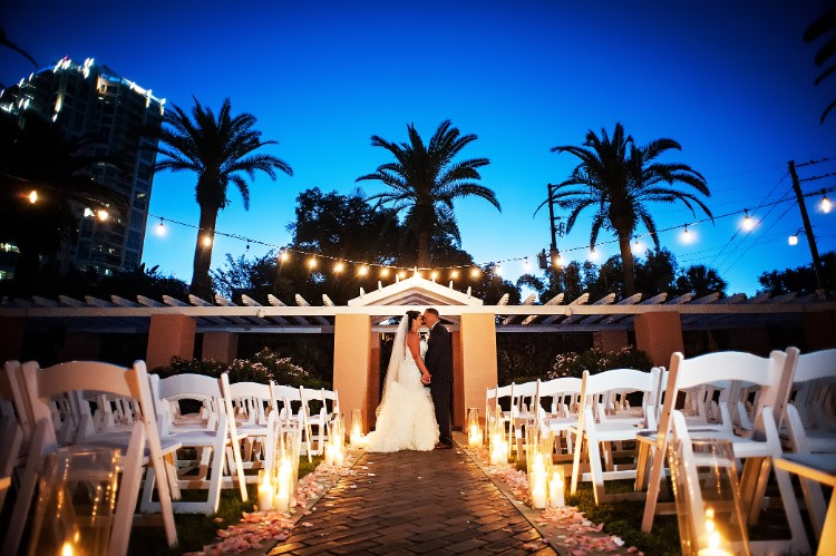 Classic St. Petersburg Wedding at The Vinoy Renaissance ...